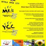 Poziv na festival Bitola Open City