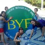 Volontiranje u sklopu Balkan Youth Festivala