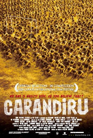 a. poster Carandiru
