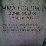 Crvena Ema [12] – Odlazak Eme Goldman