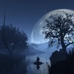 Mjesec se ne može ukrasti [Tema: Zen]