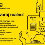 Stvaraj realno! – Regionalni konkurs za producente i kreativce preduzetničkih sposobnosti