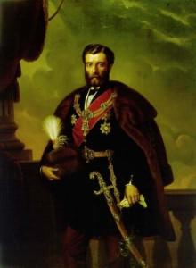 Knez Mihajlo III Obrenovic