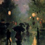 Žene na kiši [Tema: Krleža]