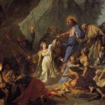 I šta bi Lazaru pomoglo da bude vaskrsnut ako bi konačno morao umreti [Tema: Kjerkegor]