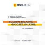 Konkurs – Zbogom Balkan? Zbogom Balkan!