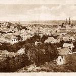 Ljubavno predgrađe Beograda [Tema: Crnjanski]